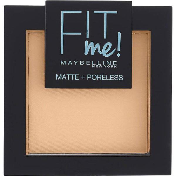 Maybelline Fit Me Matte + Poreless Powder #115 Ivory