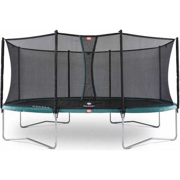 Berg Grand Favorit 520cm + Safety Net