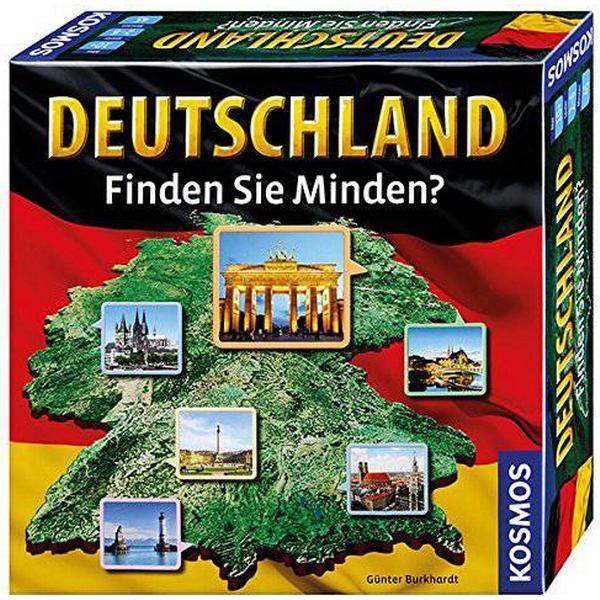 Kosmos Deutschland: Finden Sie Minden