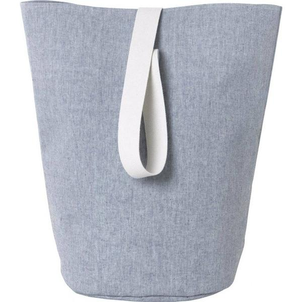 Ferm Living Vasketøjskurv Chambray