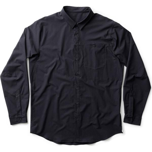 Houdini Longsleve Shirt - True Black