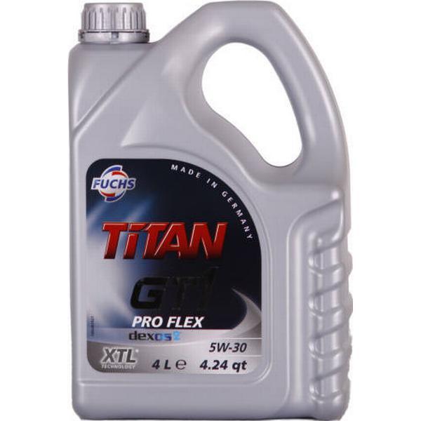 Fuchs Titan GT 1 Pro Flex 5W-30 4L Motor Oil