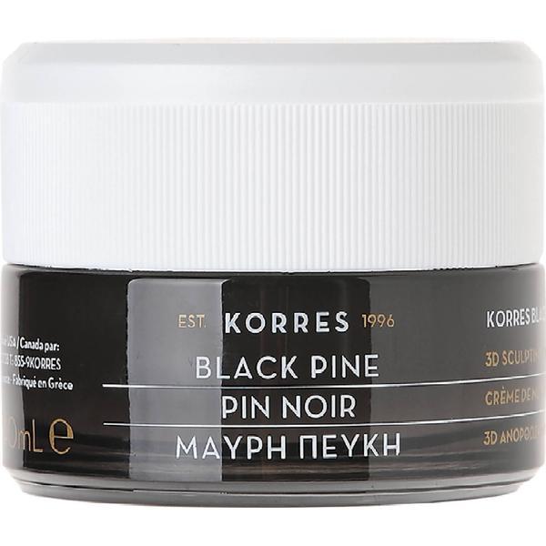 Korres 3D Black Pine Scuplting Firming & Lifting Night Cream 40ml