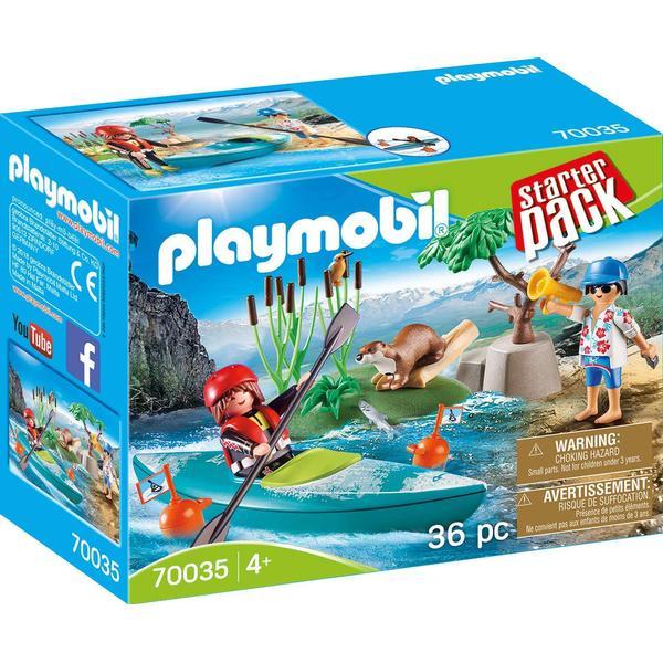Playmobil Starte Pack Canoe Adventure 70035