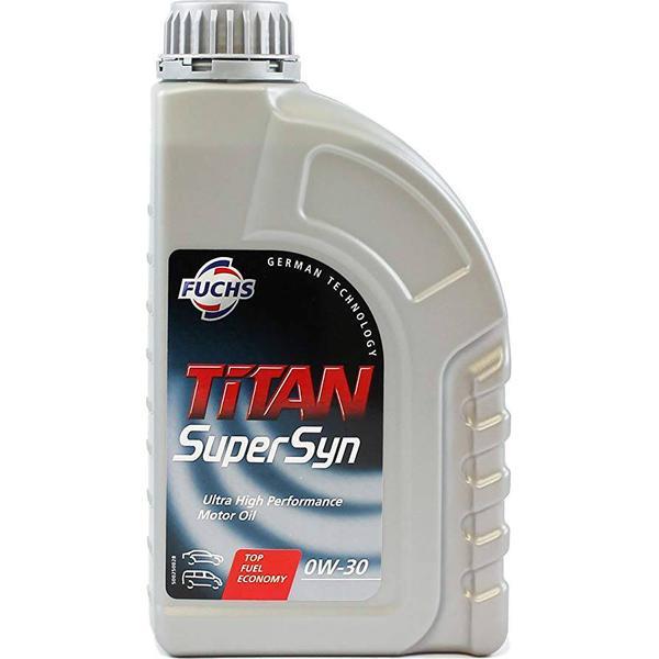 Fuchs Titan Supersyn 0W-30 1L Motor Oil