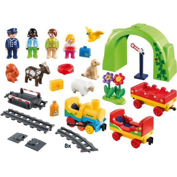 Playmobil My First Train Set 70179