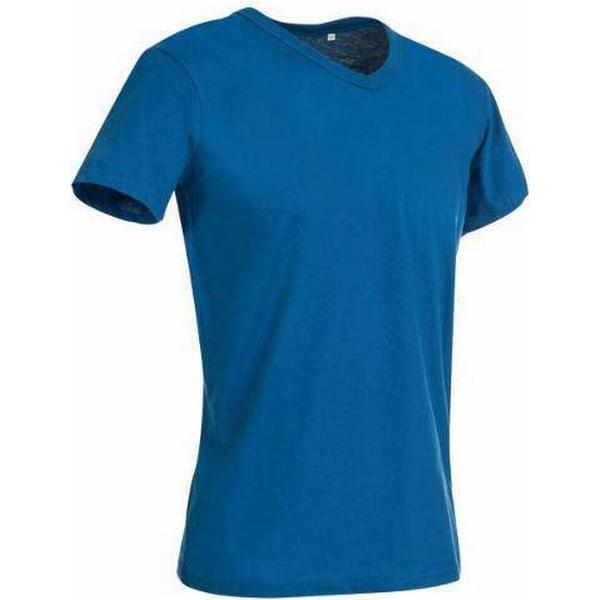 Stedman Ben V Neck T-shirt - King Blue