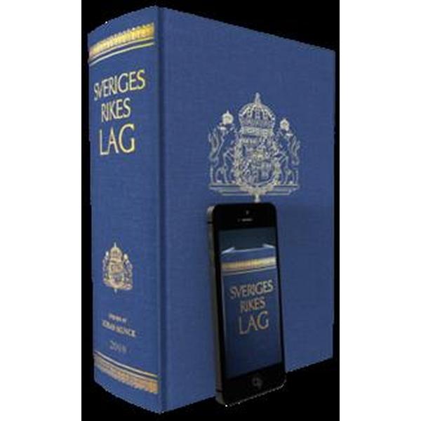 Sveriges Rikes Lag 2019 (klotband): När du köper Sveriges Rikes Lag 2019 får du även tillgång till lagboken som app med riktig lagbokskänsla.