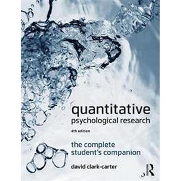 Quantitative Psychological Research