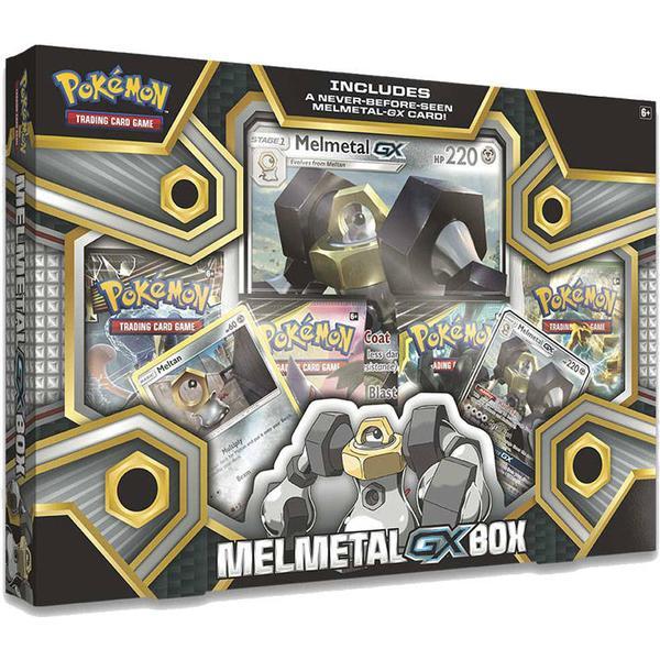 Pokémon Melmetal GX Box