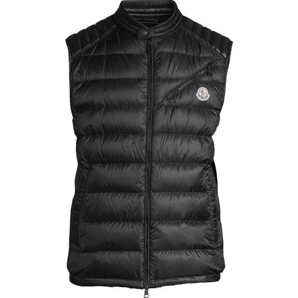 Moncler Arv Down Vest - Black