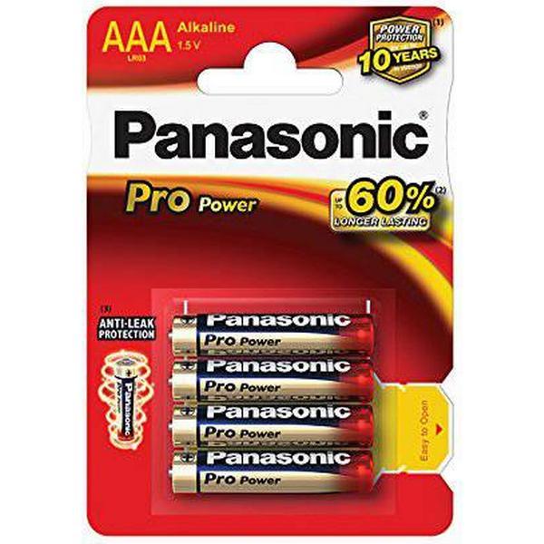 Panasonic LR03PPG Compatible 4-pack
