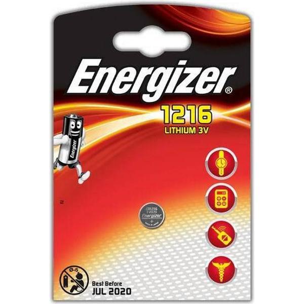 Energizer CR1216 Compatible
