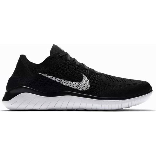 Nike Free RN Flyknit 2018 - Black/White