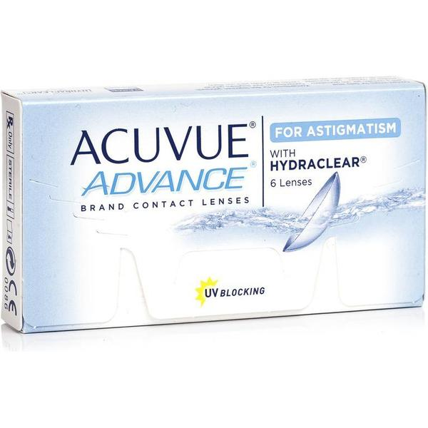 Johnson & Johnson Acuvue Advance for Astigmatism 6-pack