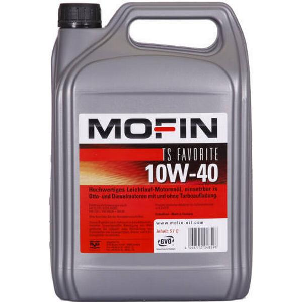 Mofin TS Favorite 10W-40 5L Motor Oil