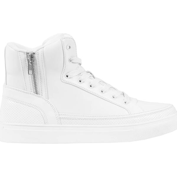 Urban Classics Zipper High Top - White