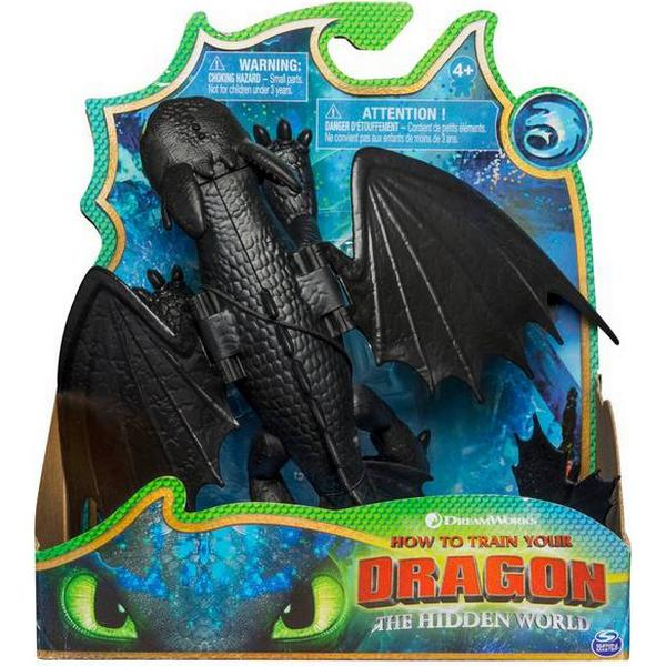 Spin Master Dreamwork How to Train Your Dragon Basic Toothless