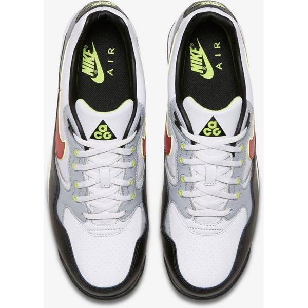 Nike Air Wildwood Acg Pure PlatinumMist BlueBlackComet Red