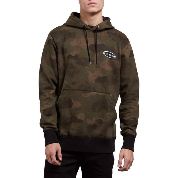 Volcom Shop Pullover Hoodie - Camouflage