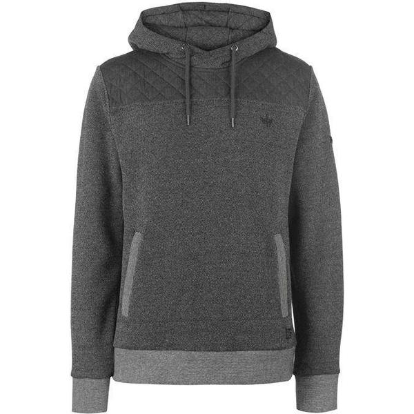 Firetrap Marly OTH Hoodie - Charcoal