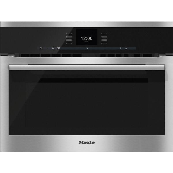 Miele H6500BM Stainless Steel