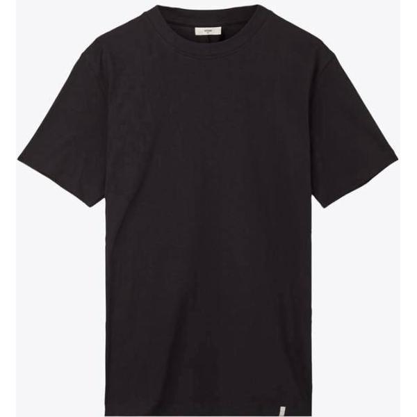 Minimum Aarhus Short Sleeved T-Shirt - Black