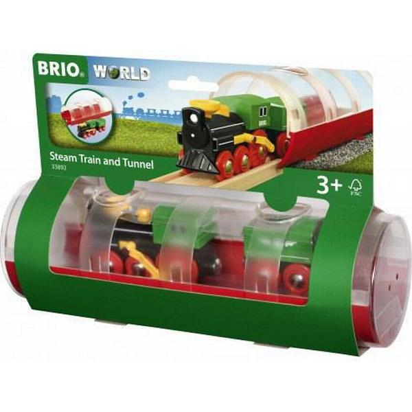 Brio Steam Train & Tunnel 33892