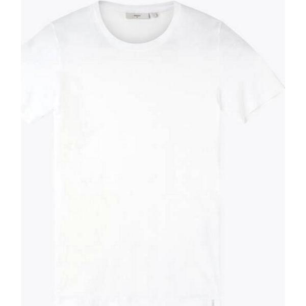 Minimum Luka Short Sleeved T-shirt - White