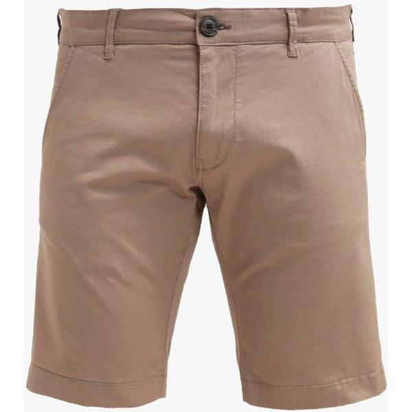 Selected Classic Shorts - Beige/Greige