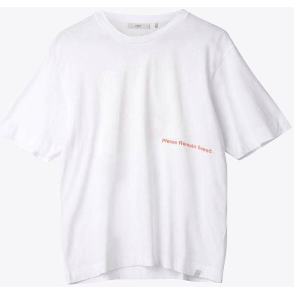 Minimum Asker Short Sleeved T-shirt - White