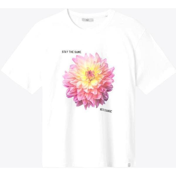 Minimum Asker Short Sleeved T-shirt - White