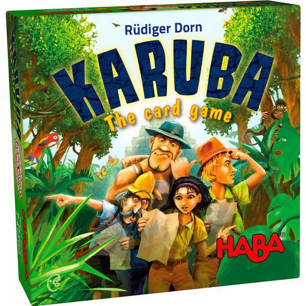 Haba Karuba : The Card Game