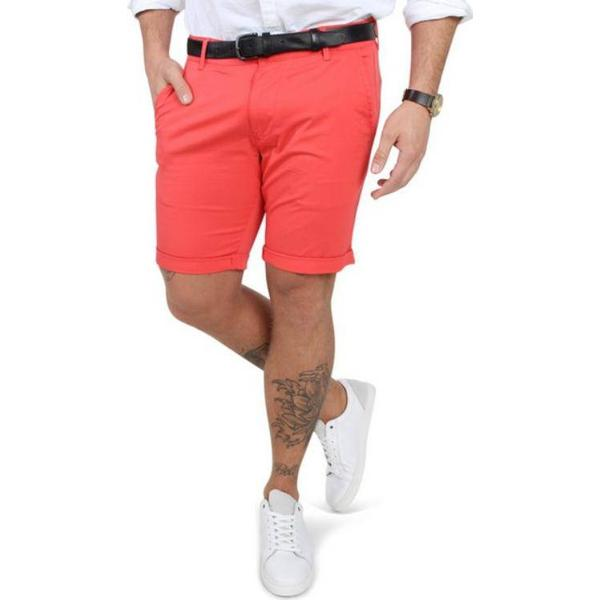 Selected Shhparis Shorts - Spiced Coral
