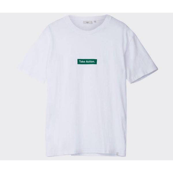 Minimum Aarhus Short Sleeved T-Shirt - Verdant Green