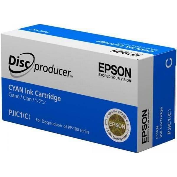 Epson (C13S020447) Original Ink Cyan 26 ml 300 Pages