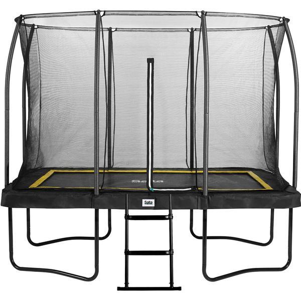 Salta Trampline Comfort Rectangular 214x305cm + Safety Net