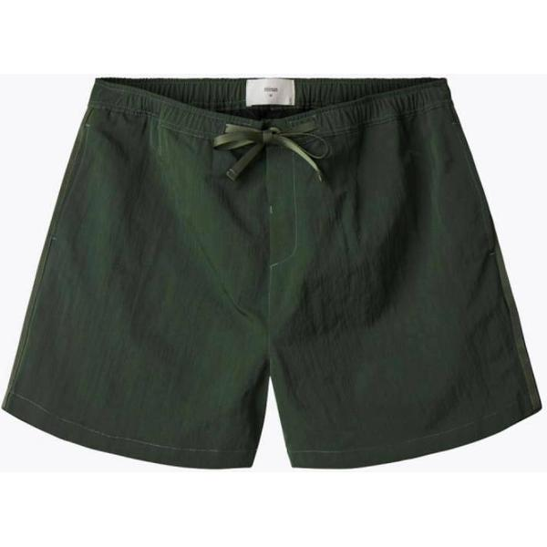 Minimum Drejs Shorts - Kombu Green