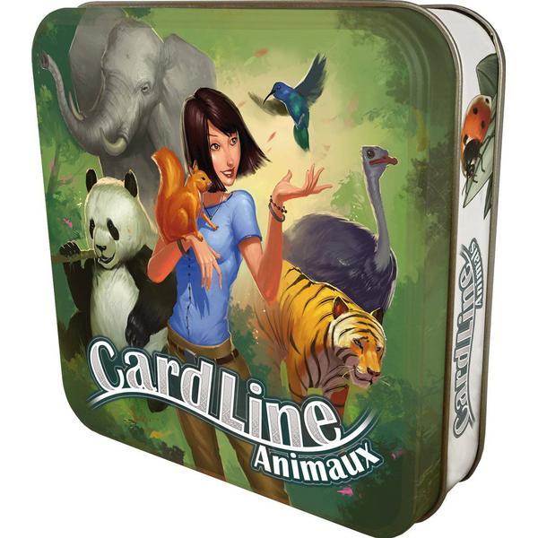 Asmodee Cardline : Animals