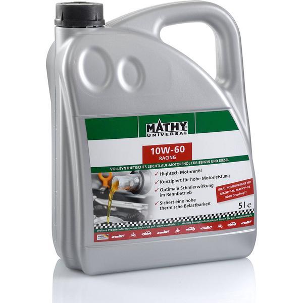 Mathy 10W-60 Racing 5L Motor Oil