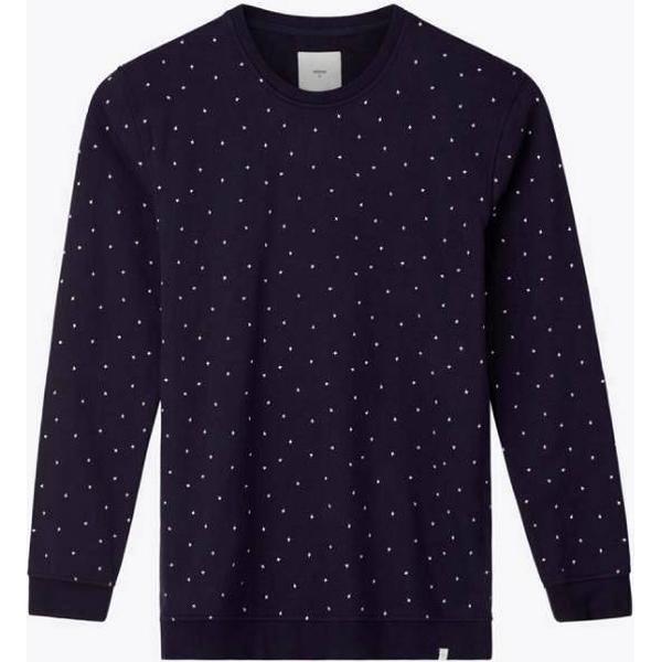 Minimum Campi SweatShirt - Navy Blazer