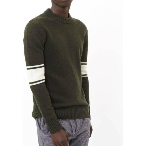 Minimum Borg Jumper - Racing Green