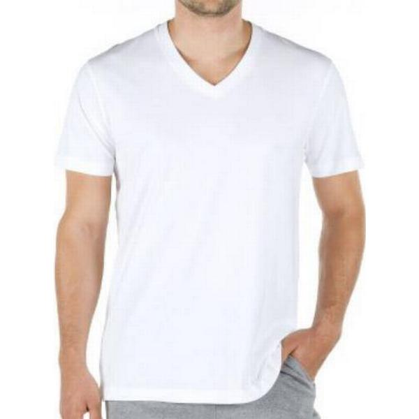 CALIDA Remix Basic V-shirt - White