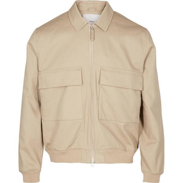 Minimum Ewert Lightweight Jacket - Khaki