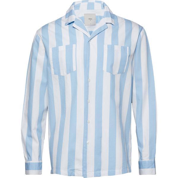 Minimum Mikail Long Sleeved Shirt - Dream Blue