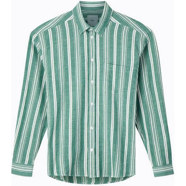 Minimum Folk Long Sleeved Shirt - Verdant Green