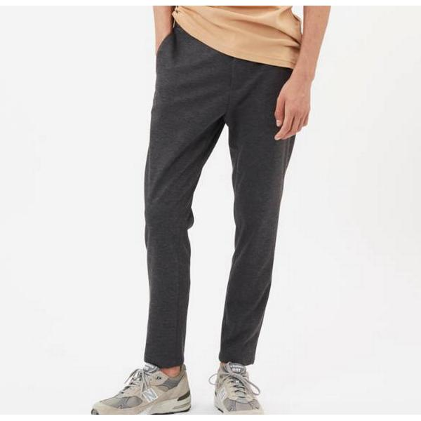 Minimum Kayser Casual Pant - Dark Grey Mel