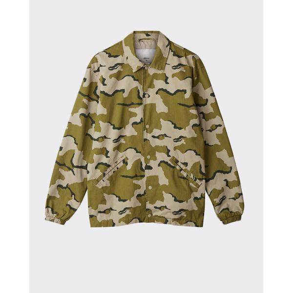 Minimum Strand Lightweight Jacket - Khaki