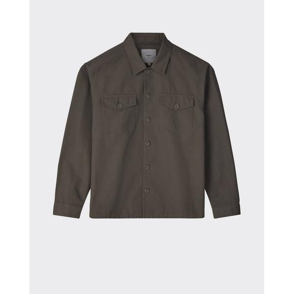 Minimum Trolle Lightweight Jacket - Drab
