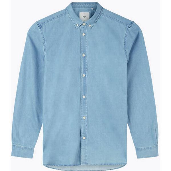 Minimum Walther Long Sleeved Shirt - Light Blue